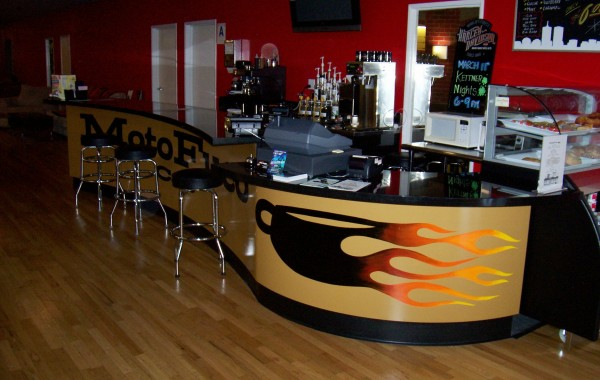 MotoFuco Cafe